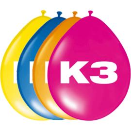Latex Ballonen K3