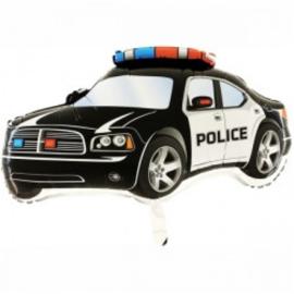 Folie Ballon Politie (leeg)