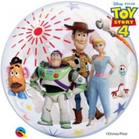 Folie ballon Toy Story 4 Bubble (leeg)