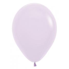 Latex Ballonnen Pastel Matte Lilac