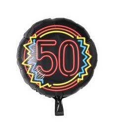 Folie Ballon Neon 50 (leeg)