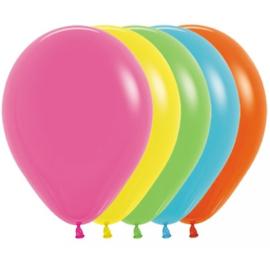Latex Ballonnen Mix Tropical