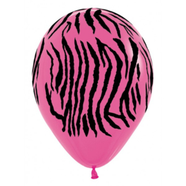 Latex Ballonnen Zebra