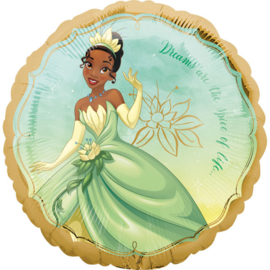 Folie Ballon Prinses Tiana (leeg)
