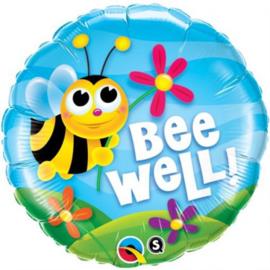 Folie Ballon Bee Well (leeg)