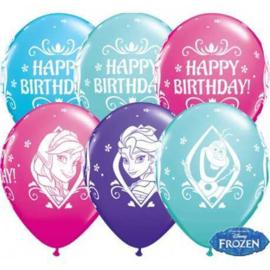 Latex Ballonnen Frozen