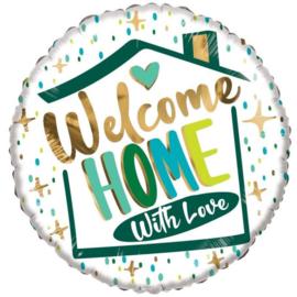 Welcome Home With Love (leeg)