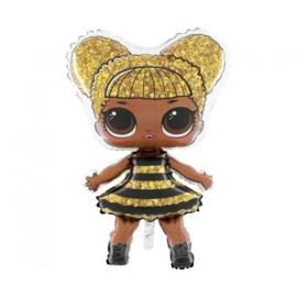 Folie Ballon L.O.L Suprise Queen Bee (leeg)