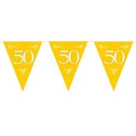 50 jaar huwelijk Vlaggenlijn