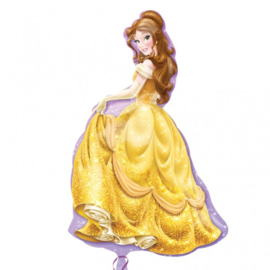 Folie ballon Disney Prinses Belle (leeg)