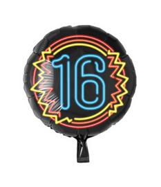 Folie Ballon Neon 16 Leeg (leeg)