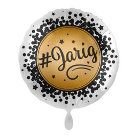 Folie Ballon #Jarig