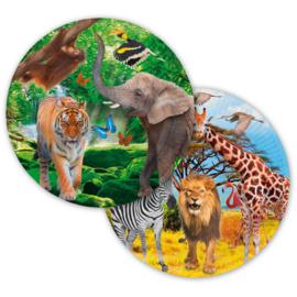 Safari Bordjes