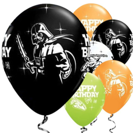 Latex Ballonnen Starwars