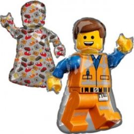 Folie ballon Lego Movie 2 Emmet (leeg)