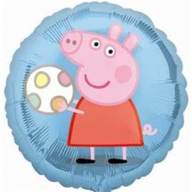 Folie Ballon Peppa Pig (leeg)