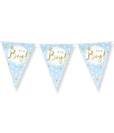 Vlaggenlijn It's a Boy