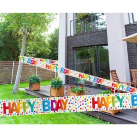 Afzetlint Verjaardag