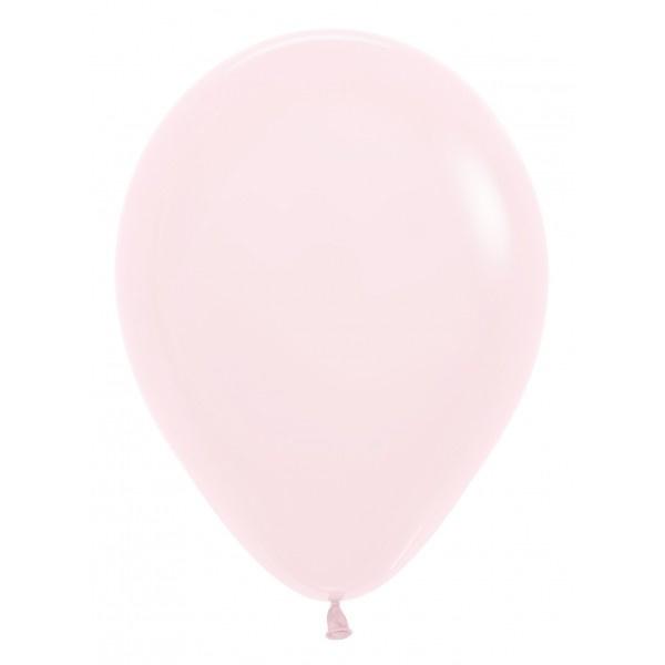 Latex Ballonnen Pastel Matte Pink