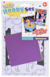 Creatief met folie - Unicorn