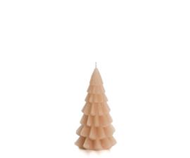 Kerstboomkaars skin 6,3 cm x 12 cm