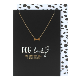 Ketting Dog Lady