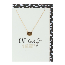 Ketting Cat Lady