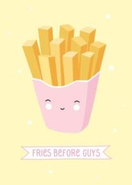 Kaartje - Fries before guys