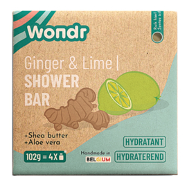 Shower Bar - Ginger/Lime