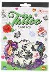 Tattoo - 280 stuks (groen)