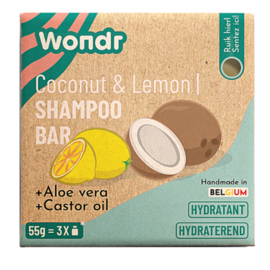 Shampoo Bar - Crazy in the coconut