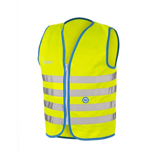 Fun Jacket Yellow WOWOW  - Maat L