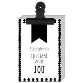 Cadeaudoosje || Kleinigheidje speciaal voor jou