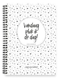 Notitieboekje || Vandaag pluk ik de dag