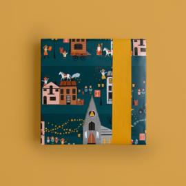 Inpakpapier | Sint straat