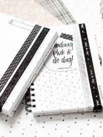 Planner elastiek || Pluk de dag