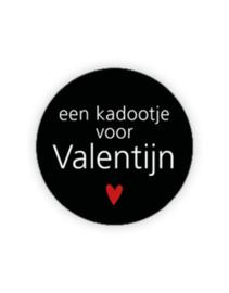 Wensetiket | Een kadootje voor Valentijn | 10 stuks