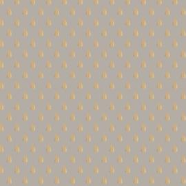 Inpakpapier | X-Mas Tree gold - goudfolie