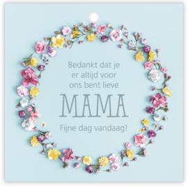 Cadeaulabel | Mama