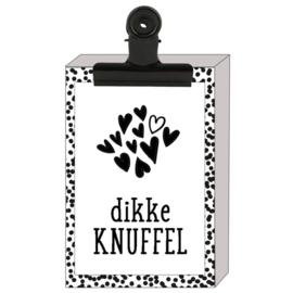 Cadeaudoosje || Dikke knuffel