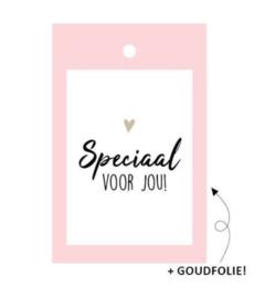Cadeaulabel || Speciaal voor jou