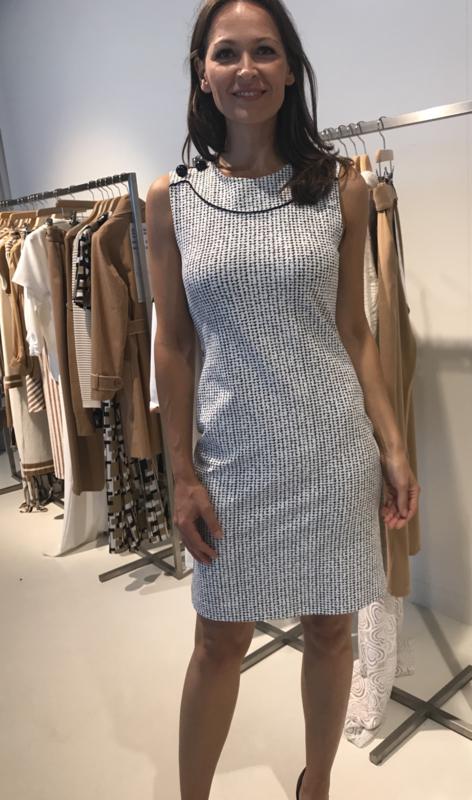 Mouwloze jurk Caroline Biss