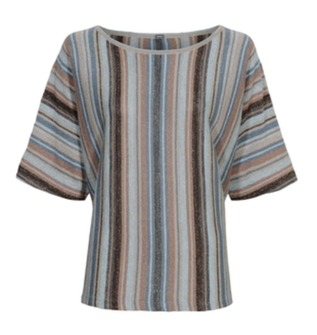 Gustav striped top