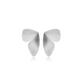 Alas earrings silver