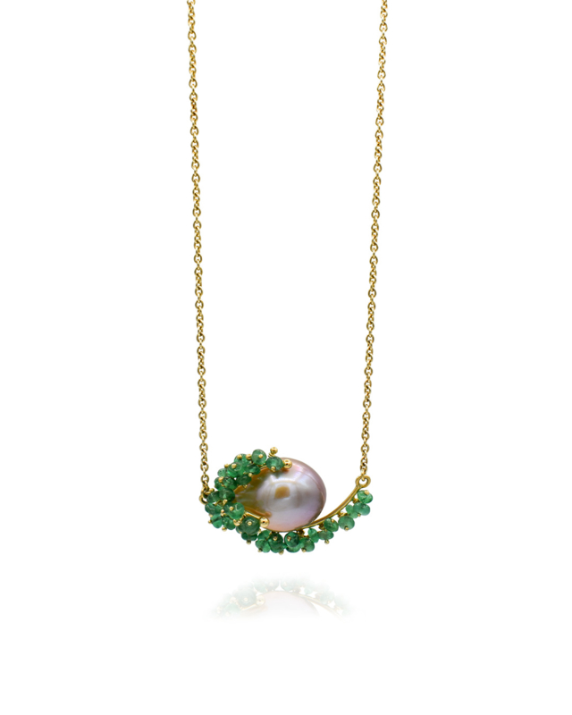 Bromelia collier