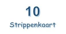 10-strippenkaart