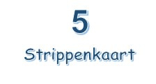 5-strippenkaart