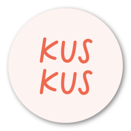 Sticker Kus Kus