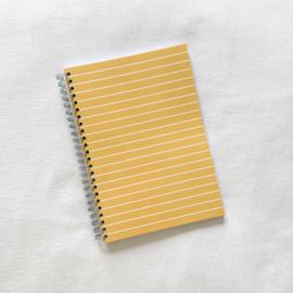 Notitieboek Streepjes