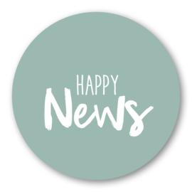 Sticker Happy News